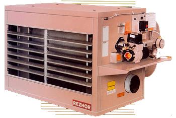 187 Reznor Waste Oil Heaters